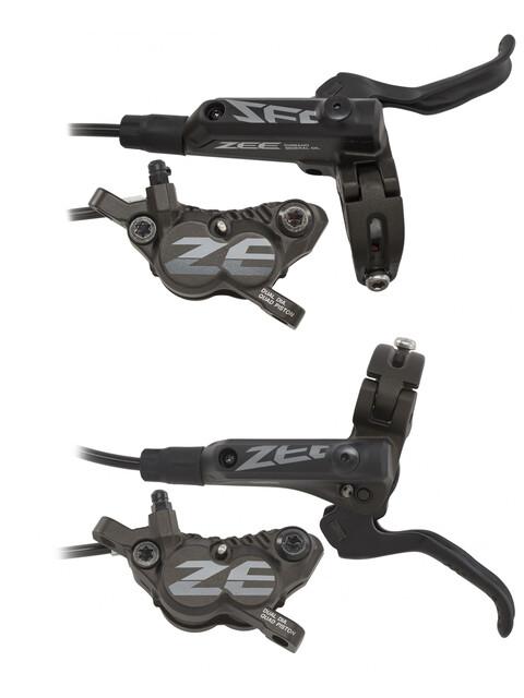 Shimano ZEE BR-M640 Skivebremse med G01S Resin sort
